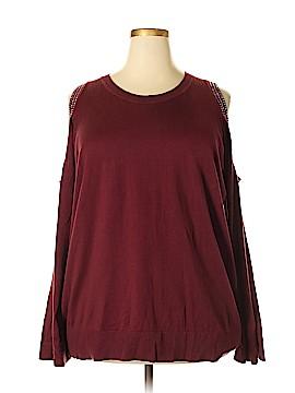 MICHAEL Michael Kors Pullover Sweater Size 3X (Plus)