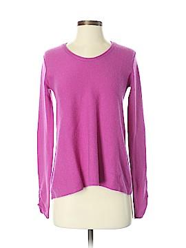 Garnet Hill Cashmere Pullover Sweater Size XS