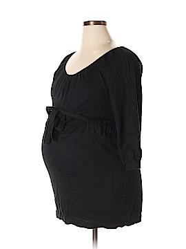 Liz Lange Maternity for Target 3/4 Sleeve Top Size XL (Maternity)