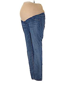 Jessica Simpson Maternity Jeans Size L (Maternity)
