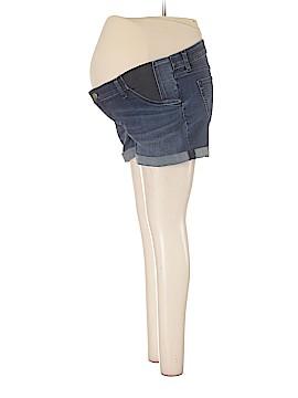 Isabel Maternity Denim Shorts Size 8 (Maternity)