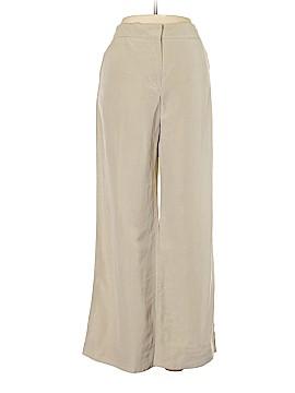 Armani Collezioni Linen Pants Size 8