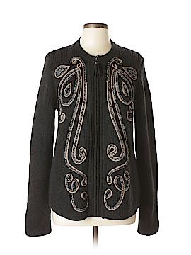 Calypso St. Barth Wool Cardigan Size M