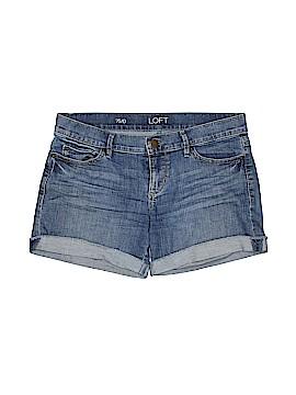 Ann Taylor LOFT Denim Shorts Size 5