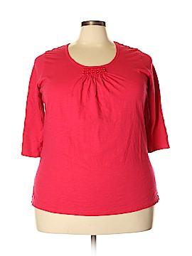 Avenue Short Sleeve Top Size 22 - 24 Plus (Plus)