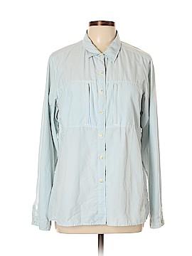 ExOfficio Long Sleeve Button-Down Shirt Size XL