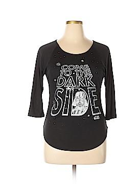 Star Wars 3/4 Sleeve T-Shirt Size L