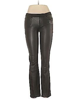 Helmut Lang Leather Pants 27 Waist