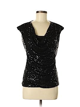 Ann Taylor LOFT Outlet Short Sleeve Top Size M (Petite)