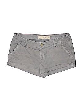 Hollister Khaki Shorts Size 5