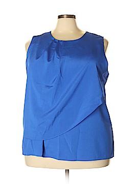 DressBarn Sleeveless Blouse Size 3X (Plus)