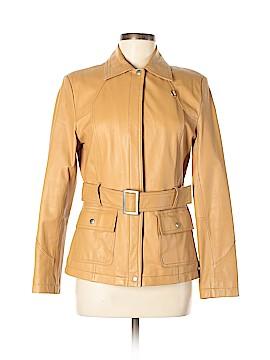 Uniform John Paul Richard Leather Jacket Size 6