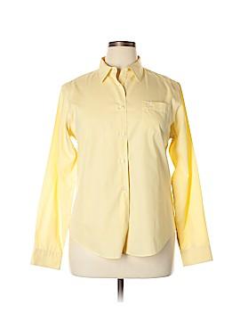Ashworth Long Sleeve Button-Down Shirt Size XL