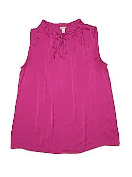 Merona Sleeveless Blouse Size M