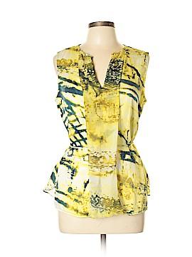Simply Vera Vera Wang Sleeveless Blouse Size L