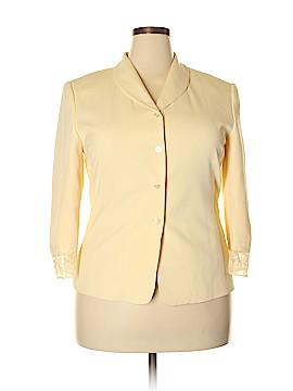 Talbots Silk Blazer Size 16