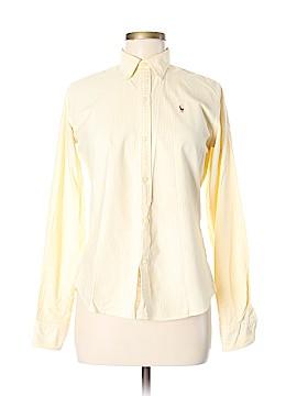 Ralph by Ralph Lauren Long Sleeve Button-Down Shirt Size 6