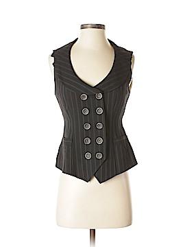 Nanette Lepore Tuxedo Vest Size 4