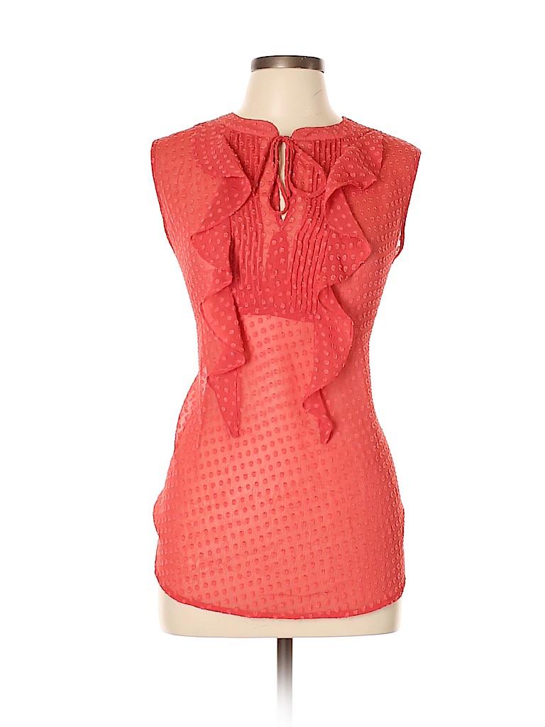 Ann Taylor LOFT Outlet Women Sleeveless Blouse Size XL