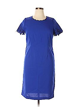 Anthony Richards Casual Dress Size 14 (Petite)
