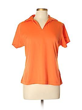 Lady Hagen Short Sleeve Polo Size L