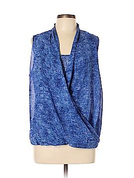 Violet & Claire Short Sleeve Blouse Size XL