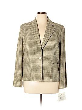 Rena Rowan Silk Blazer Size 16