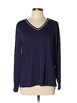 Nautica Long Sleeve T-Shirt Size L