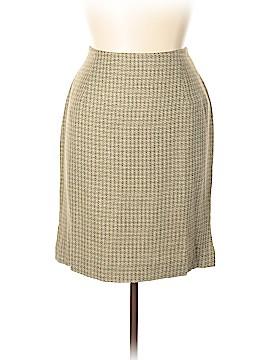 Rena Rowan Silk Skirt Size 16