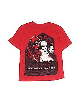 Star Wars Short Sleeve T-Shirt Size 7 - 8