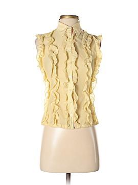 Catherine Malandrino Sleeveless Blouse Size S