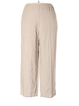 Style&Co Linen Pants Size 24w (Plus)