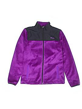 Fila Sport Fleece Jacket Size 14