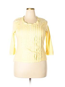 Lulu-B 3/4 Sleeve Henley Size L