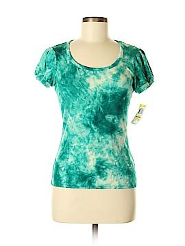 INC International Concepts Short Sleeve Top Size M (Petite)
