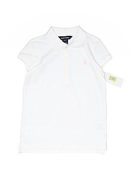 Ralph Lauren Short Sleeve Polo Size 6X