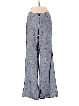 Pilcro and The Letterpress Linen Pants Size 4