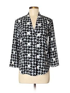 Ann Taylor 3/4 Sleeve Blouse Size M