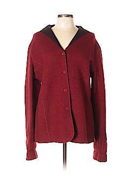 Rena Rowan Wool Cardigan Size XL