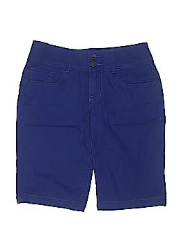 CAbi Khaki Shorts Size 2