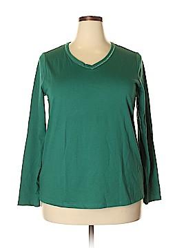 SONOMA life + style Long Sleeve T-Shirt Size XXL