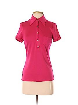 Trina Turk Short Sleeve Polo Size S