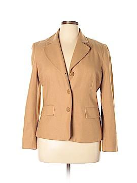 ATF Studio Wool Blazer Size 14