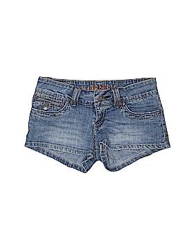 Hydraulic Denim Shorts Size 3 - 4