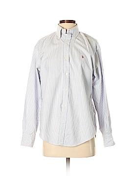 Ralph Lauren Sport Long Sleeve Button-Down Shirt Size 4