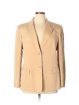 Jones New York Silk Blazer Size 16