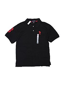 U.S. Polo Assn. Short Sleeve Polo Size 18