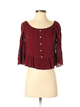 Millibon 3/4 Sleeve Blouse Size S