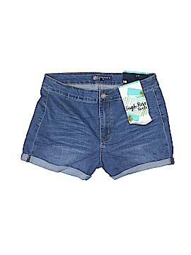 Boom Boom Jeans Denim Shorts Size XL