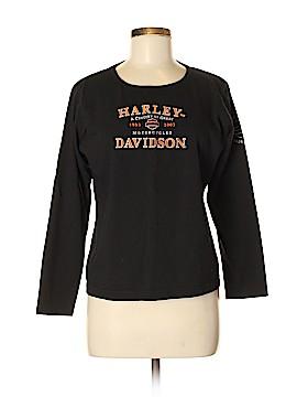 Harley Davidson Long Sleeve T-Shirt Size M